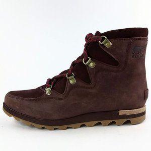 Sorel Sneakchic Redwood Alpine Boots Size 6.5